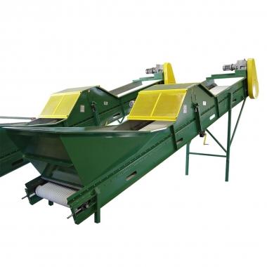 Product Metering Feeder Conveyors