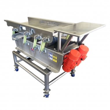 Mobile Vibratory Conveyors on Casters