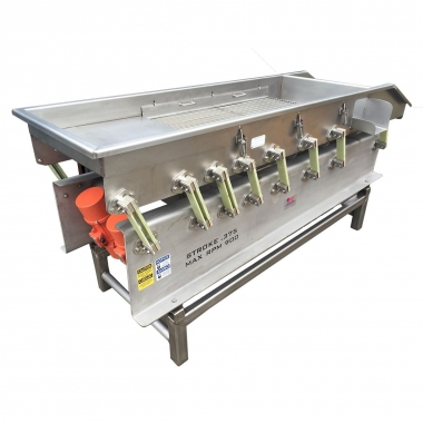 Scalping Vibratory Conveyors