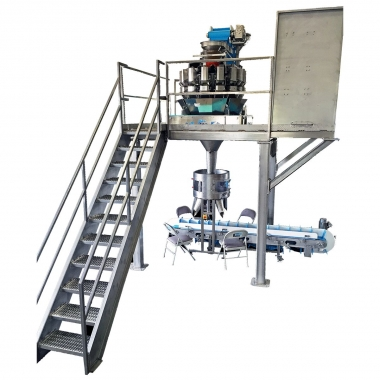 Combination Scale Packaging System