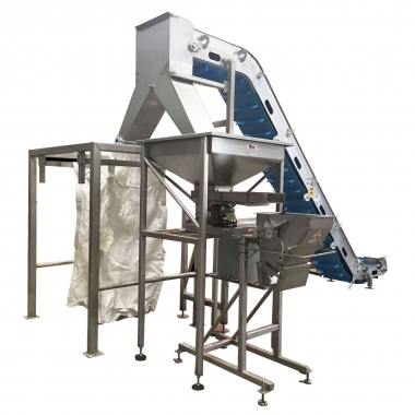 Manual Bulk Box and Super Sack Packaging Systems